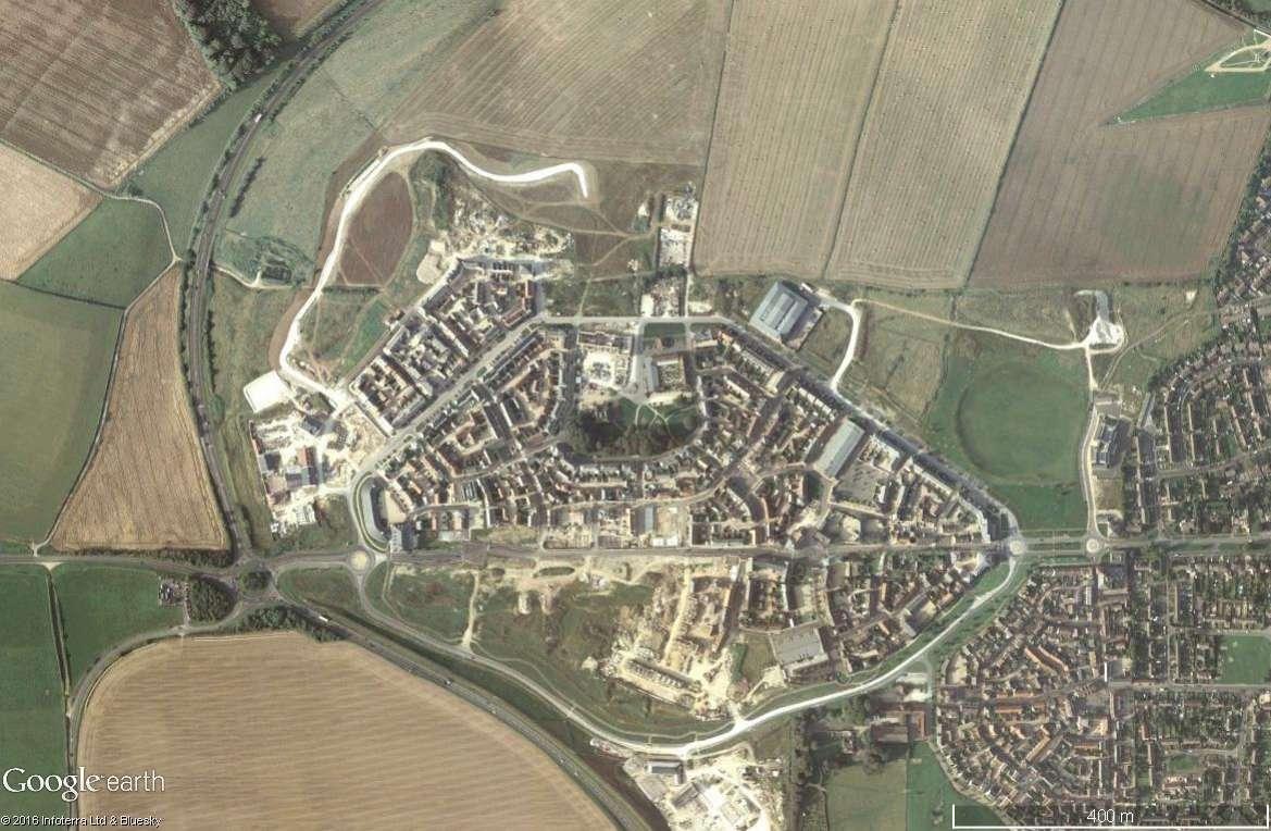 Poundbury, ville nouvelle créée par le Prince Charles Poundb14