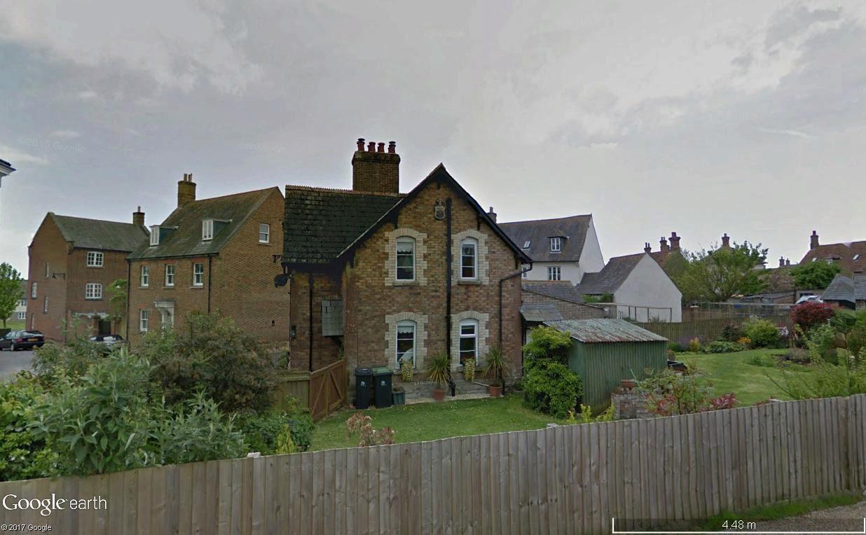 Poundbury, ville nouvelle créée par le Prince Charles Poundb16