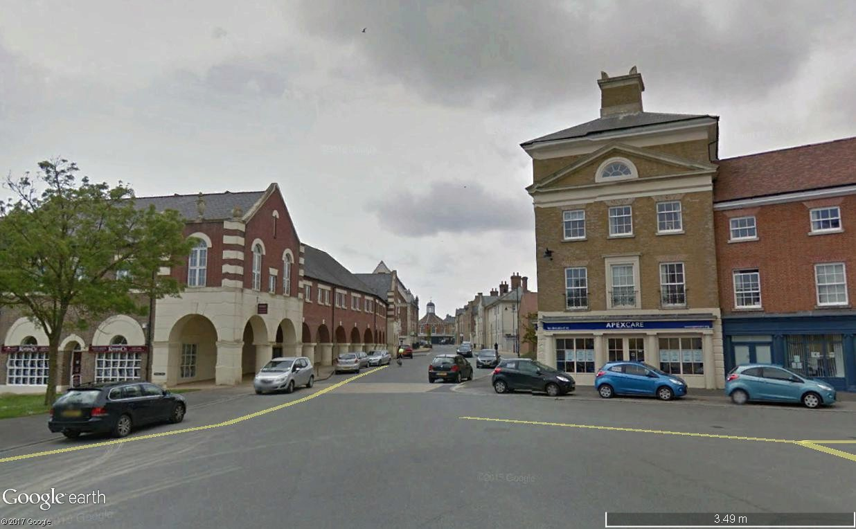 Poundbury, ville nouvelle créée par le Prince Charles Poundb17