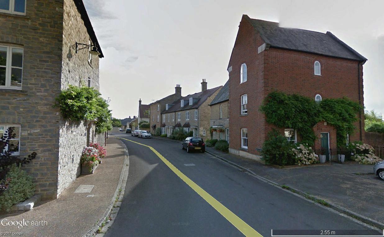Poundbury, ville nouvelle créée par le Prince Charles Poundb18
