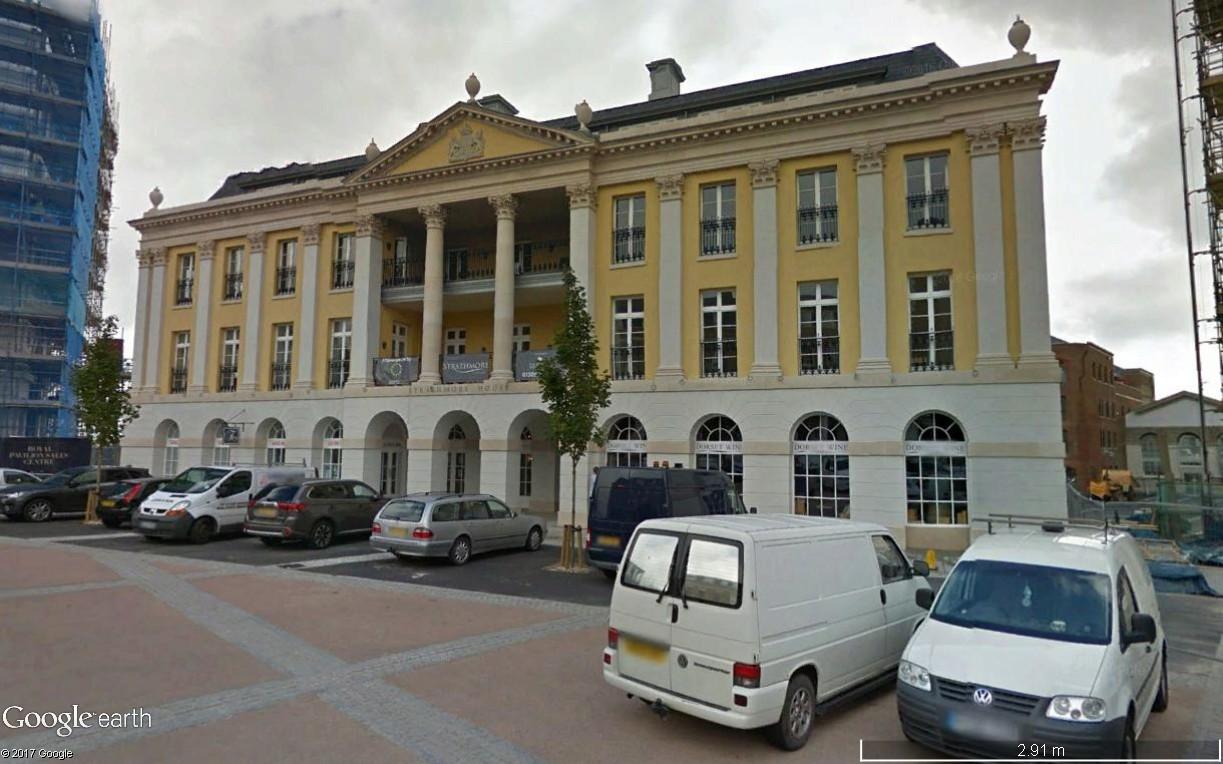 Poundbury, ville nouvelle créée par le Prince Charles Poundb21
