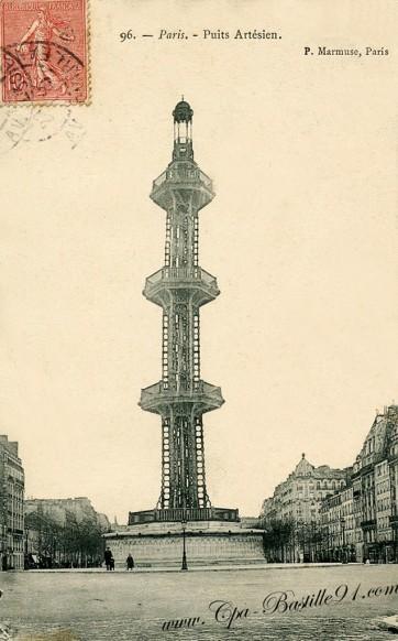 Visite de Paris en mode MONOPOLY - Page 3 Puits-10