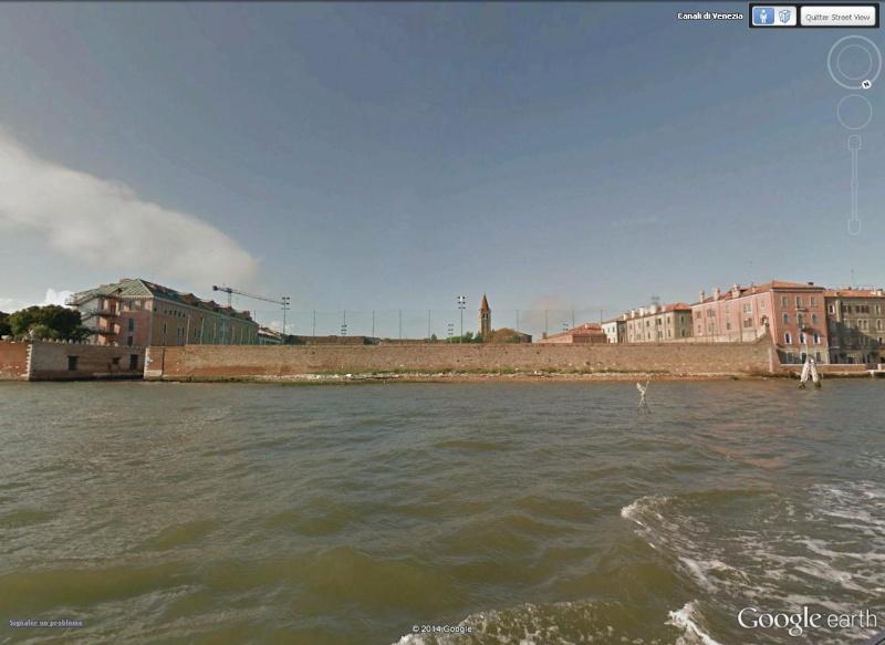 Venise : des installations sportives dans une ville-musée Rempar10