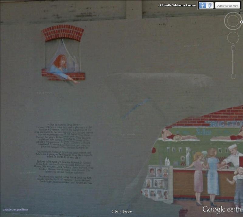 STREET VIEW : les fresques murales - MONDE (hors France) - Page 14 Richar10