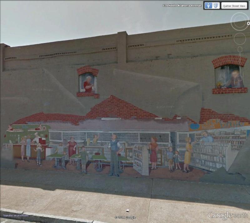 STREET VIEW : les fresques murales - MONDE (hors France) - Page 14 Richar11
