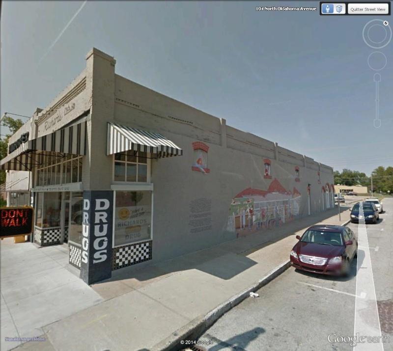 STREET VIEW : les fresques murales - MONDE (hors France) - Page 14 Richar12