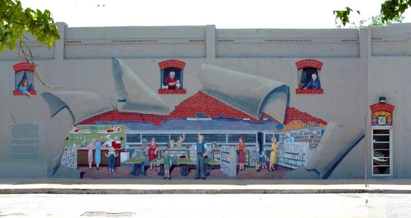 STREET VIEW : les fresques murales - MONDE (hors France) - Page 14 Richar13