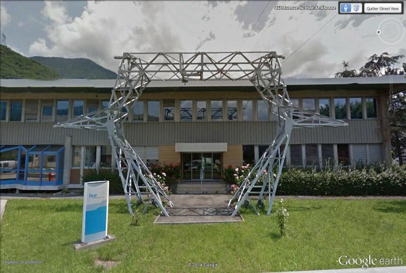 STREET VIEW : les bureaux de RTE à Albertville : ça, c'est de la déco !  Rte_210