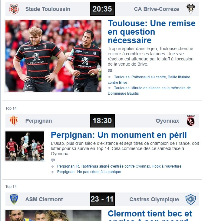 Stupeur et tremblements : Winnie abasourdi par les scores du Top 14 de rugby ! Rugby10