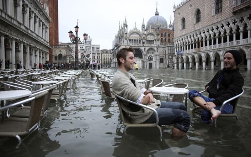 ACQUA ALTA : les inondations de Venise S_v25_10
