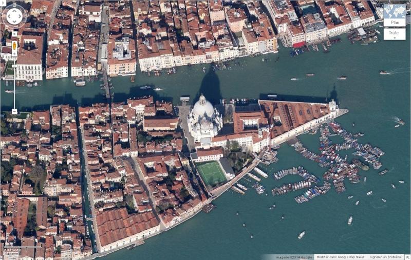 Venise : des installations sportives dans une ville-musée Salute11