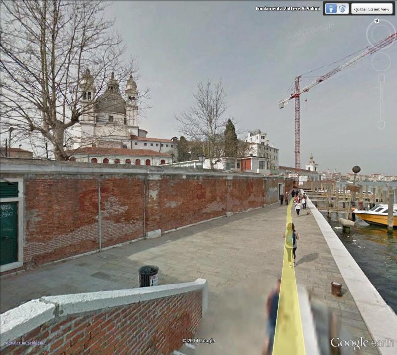 Venise : des installations sportives dans une ville-musée Salute12