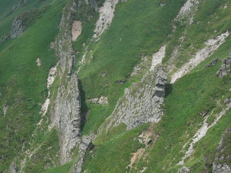 VOLCANISME : le puy de Sancy, ses orgues basaltiques et ses mouflons Sancy_12
