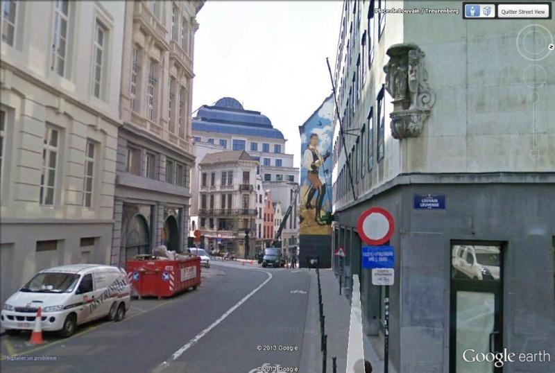 Les parcours BD de Bruxelles, Laeken et Anvers Scorpi10