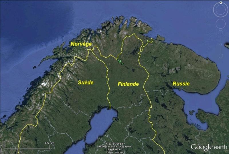 [Finlande] - Les Sâmes, habitants autochtones du grand nord Site11