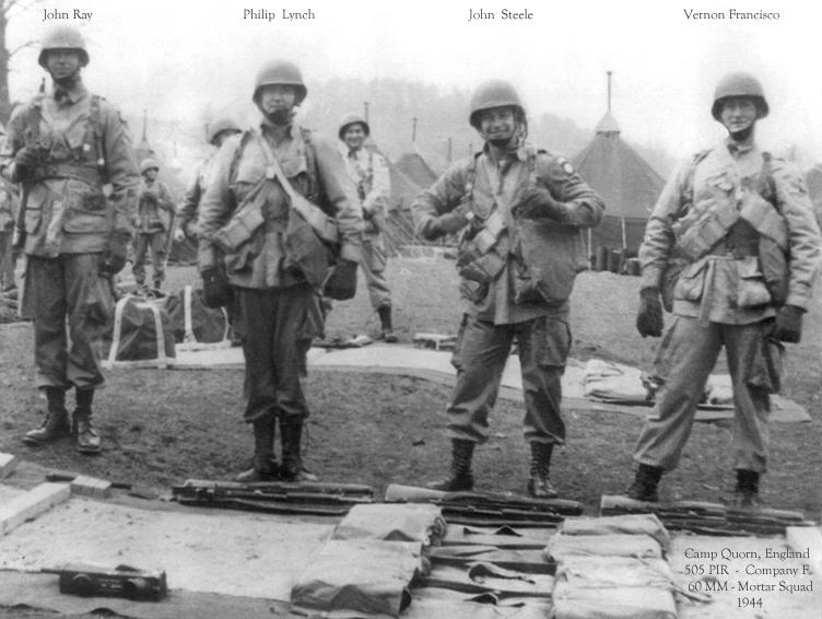 John Steele, le parachutiste américain le plus célèbre de D-Day Steele10