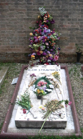 San Michele, cimetière de Venise  Stravi10