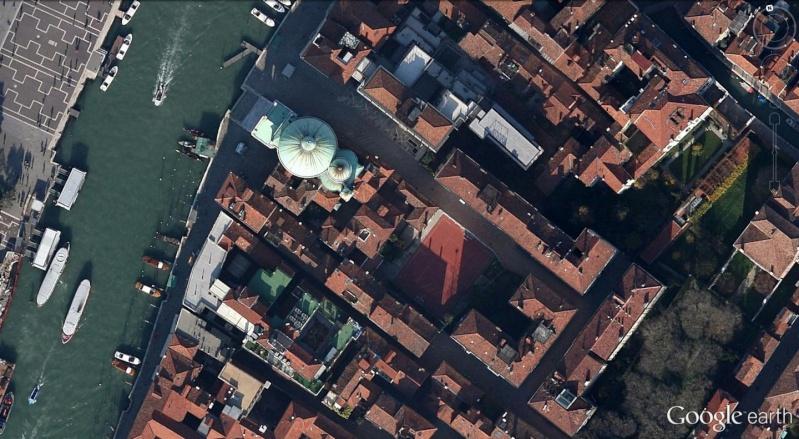 Venise : des installations sportives dans une ville-musée Tennis15