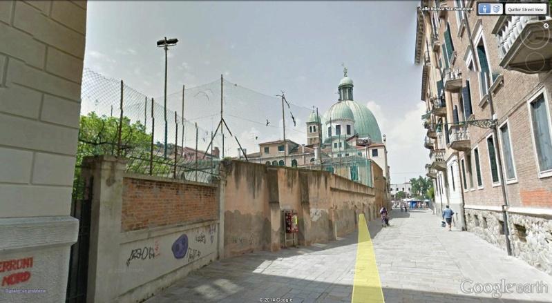 Venise : des installations sportives dans une ville-musée Tennis17