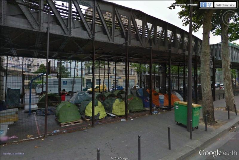 Visite de Paris en mode MONOPOLY Tentes10