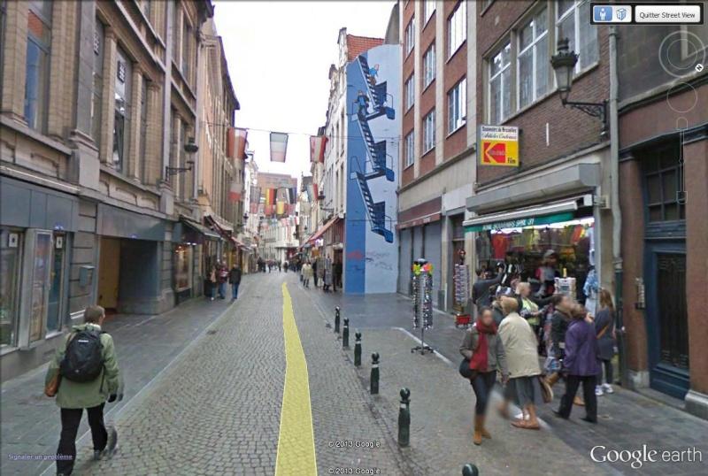 Les parcours BD de Bruxelles, Laeken et Anvers - Page 2 Tintin10