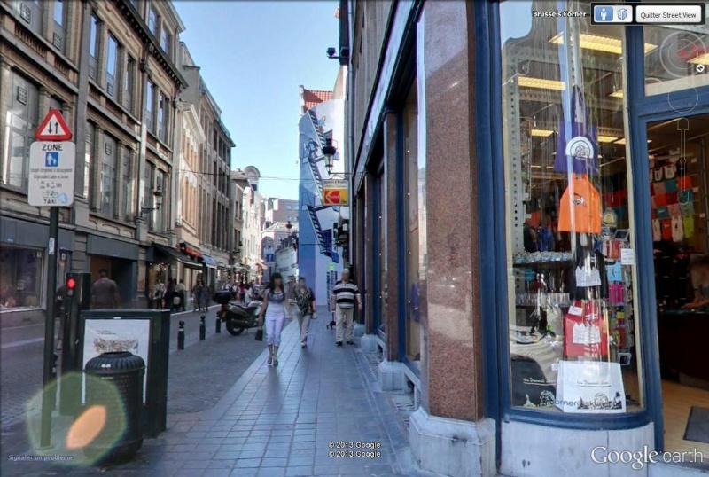 Les parcours BD de Bruxelles, Laeken et Anvers - Page 2 Tintin11