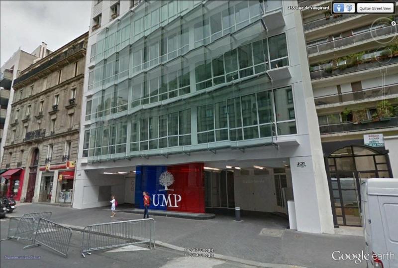 Visite de Paris en mode MONOPOLY Ump11