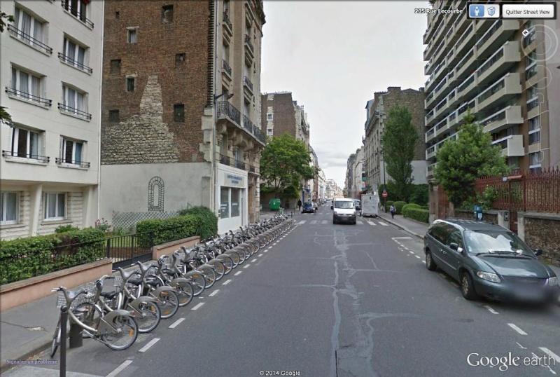 Visite de Paris en mode MONOPOLY Velib10