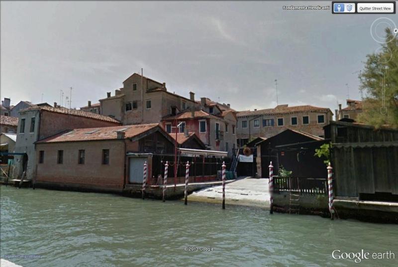 Des chalets alpins à VENISE Venise11