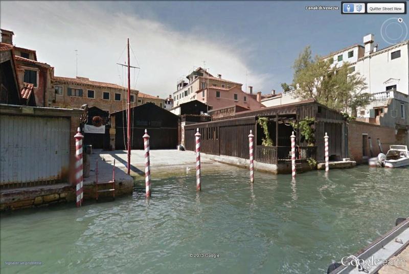 Des chalets alpins à VENISE Venise12