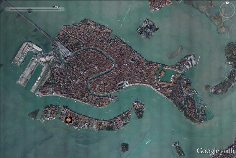 VENISE : une prison en activité à la Giudecca Venise17