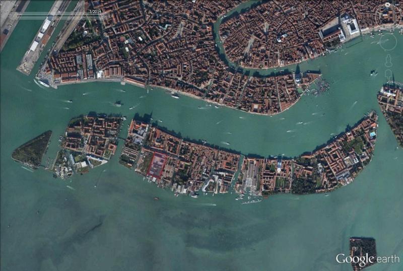 VENISE : une prison en activité à la Giudecca Venise18