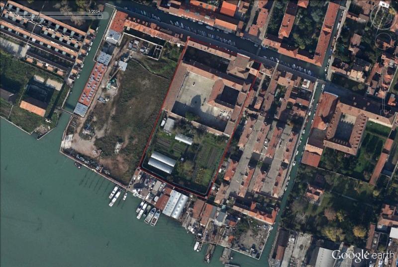 VENISE : une prison en activité à la Giudecca Venise19