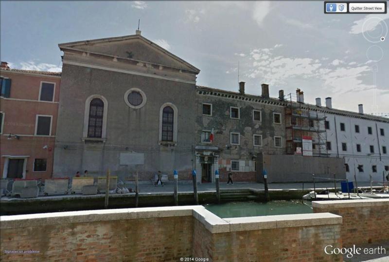 VENISE : une prison en activité à la Giudecca Venise20