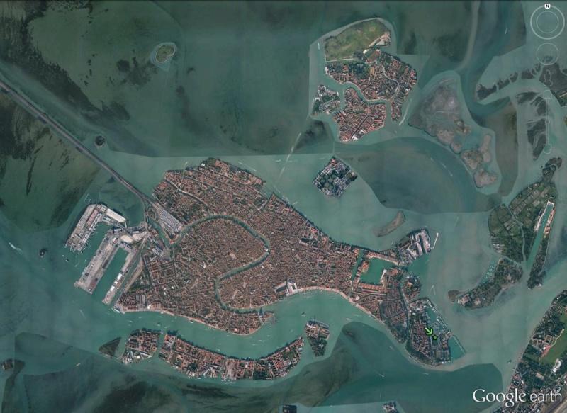 Venise : des installations sportives dans une ville-musée Venise23
