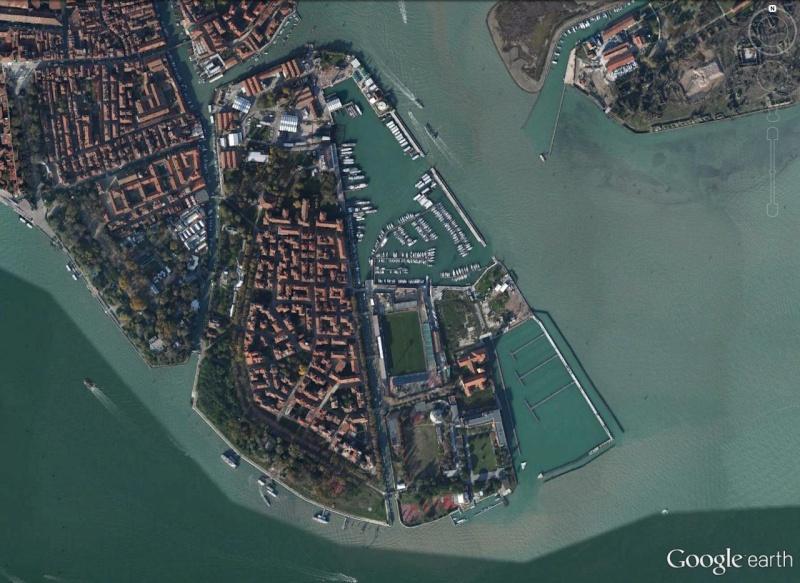 Venise : des installations sportives dans une ville-musée Venise24