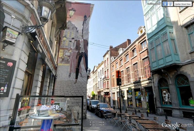 Les parcours BD de Bruxelles, Laeken et Anvers - Page 2 Victor10