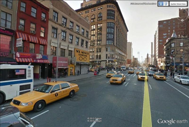 STREET VIEW : Voyage au bout de l'Amérique - Page 6 Yellow10