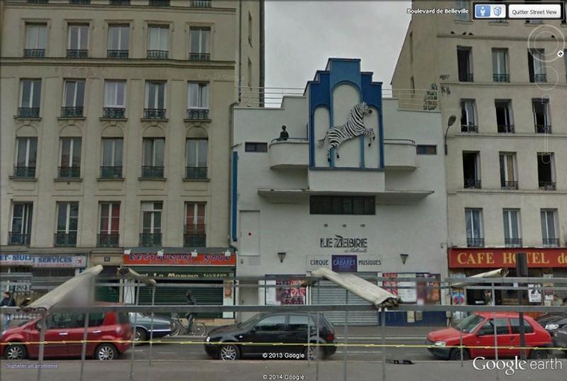 Visite de Paris en mode MONOPOLY Zebre10