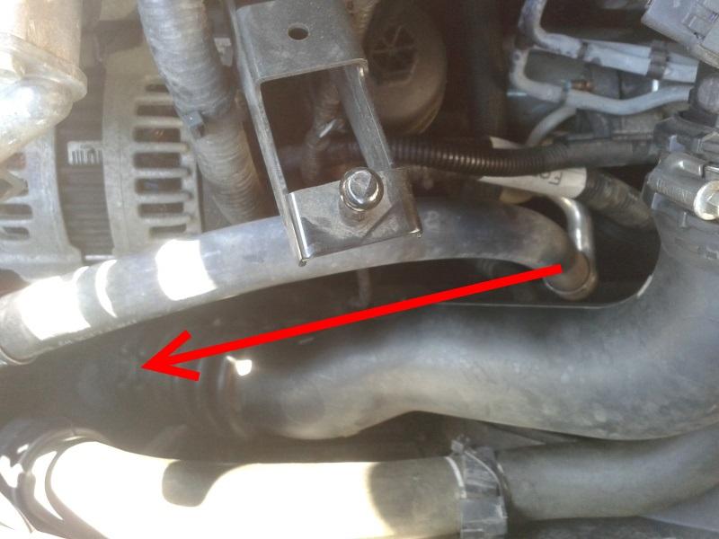 [ Ford Mondeo SW 2.0TDCI 140 an 2010 ] Sifflement accélération/décélaration + vibration 20140311
