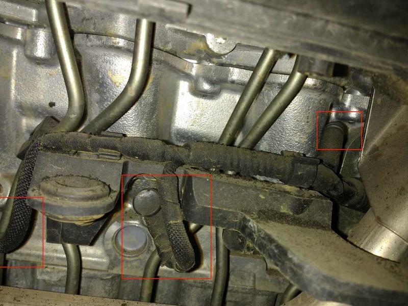[ Ford Fiesta 1.6 TDCi an 2007 ] Problème bougies préchauffage P0380 bridage moteur (résolu) E9310