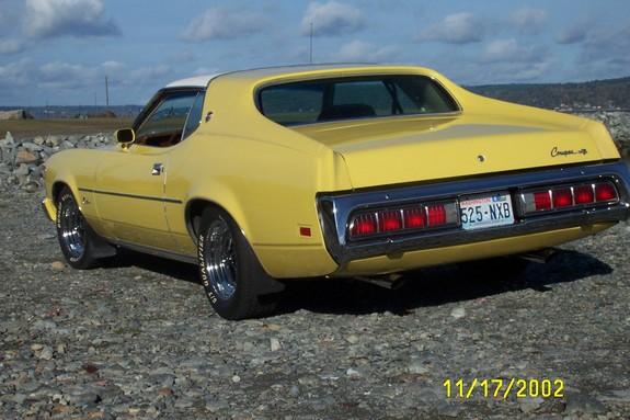 Mercury Cougar XR7 1973 30164210
