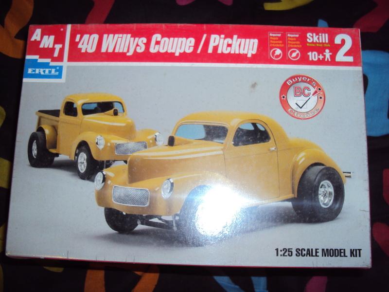 Diverses maquettes neuves en boîte à vendre Dsc02125