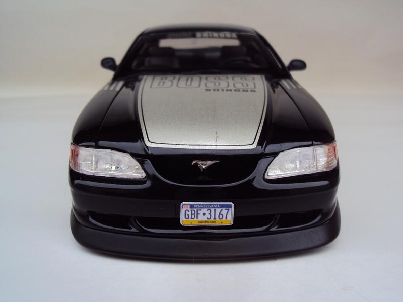 Mustang Boss Shinoda 1995 Dsc02325