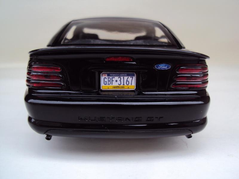 Mustang Boss Shinoda 1995 Dsc02327