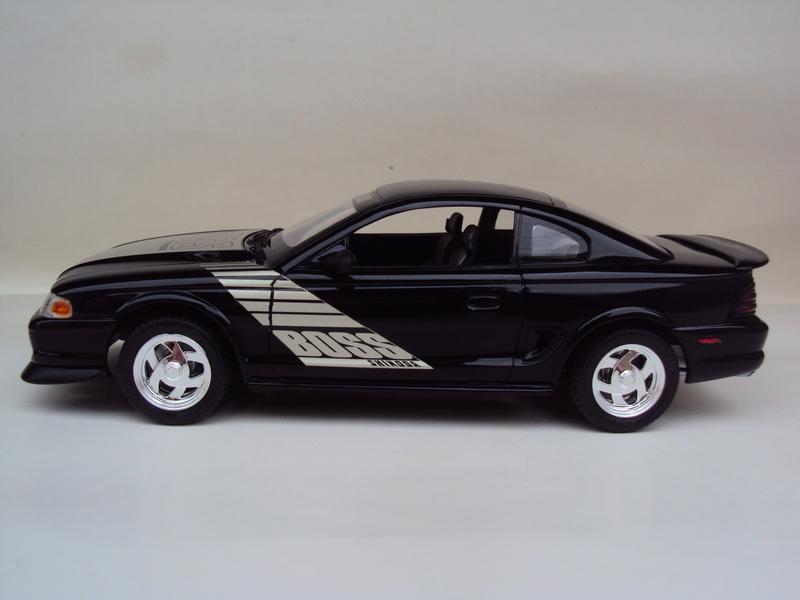 Mustang Boss Shinoda 1995 Dsc02329