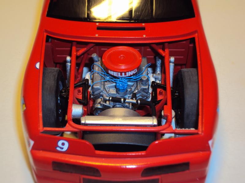 "Thunderbird NASCAR ""Coors"" Dsc05713"