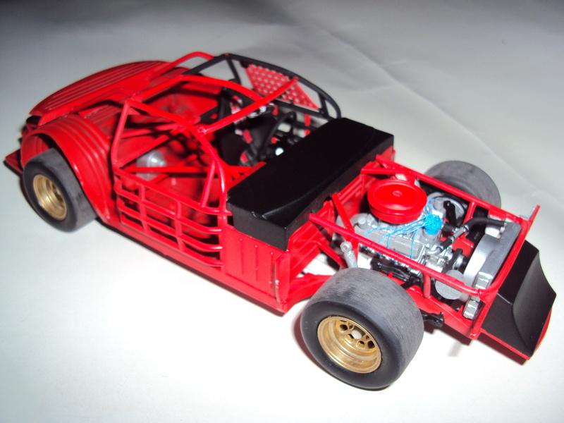 "Thunderbird NASCAR ""Coors"" Dsc05714"