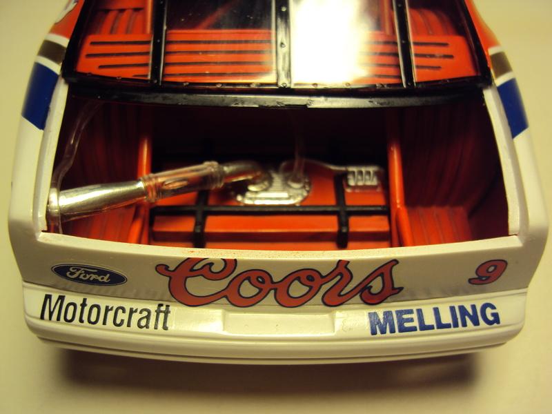 "Thunderbird NASCAR ""Coors"" Dsc05715"