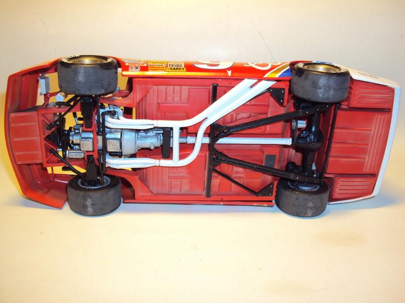 "Thunderbird NASCAR ""Coors"" Dsc05716"